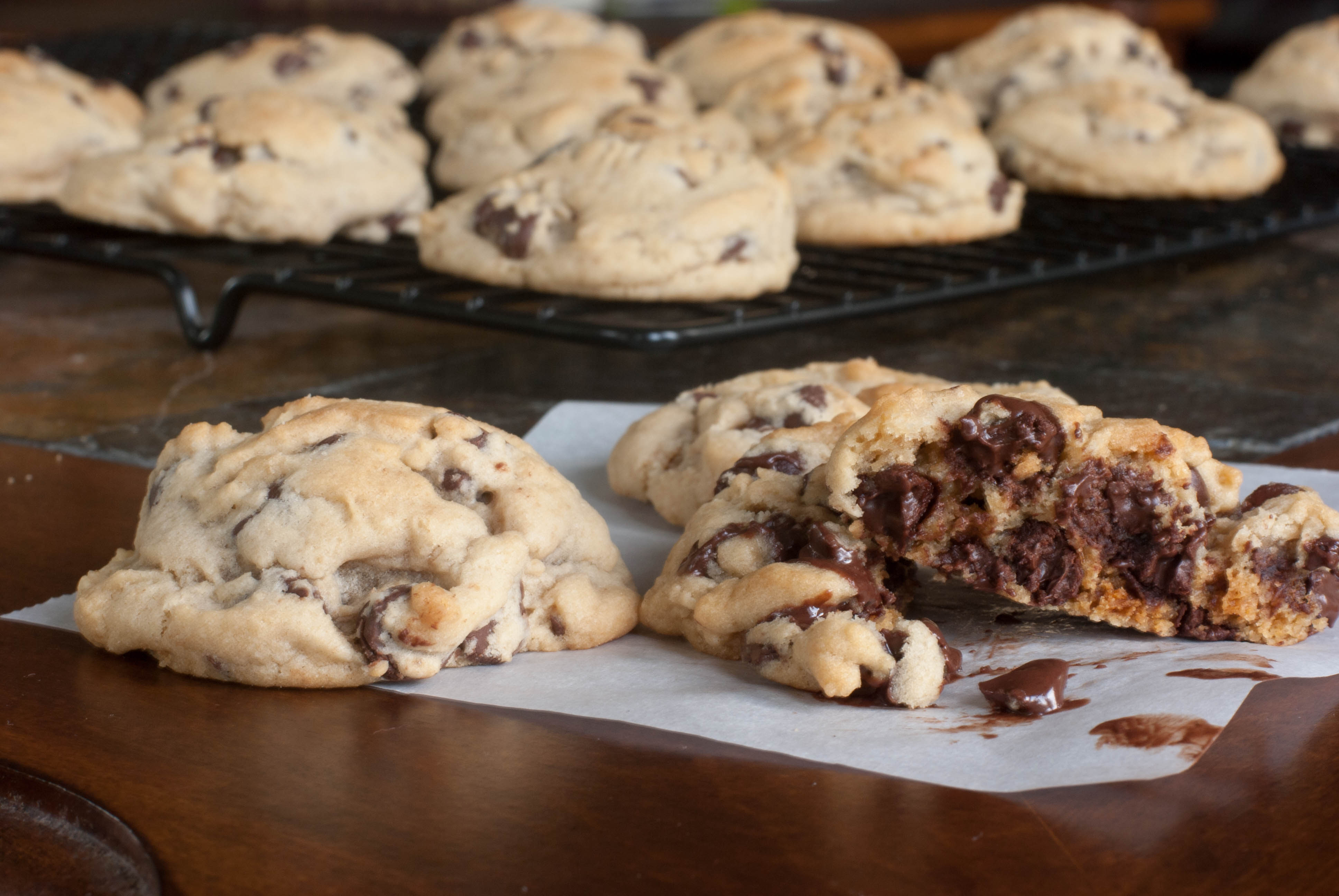 Easy Chocolate Chip Cookies TGIF This Grandma Is Fun