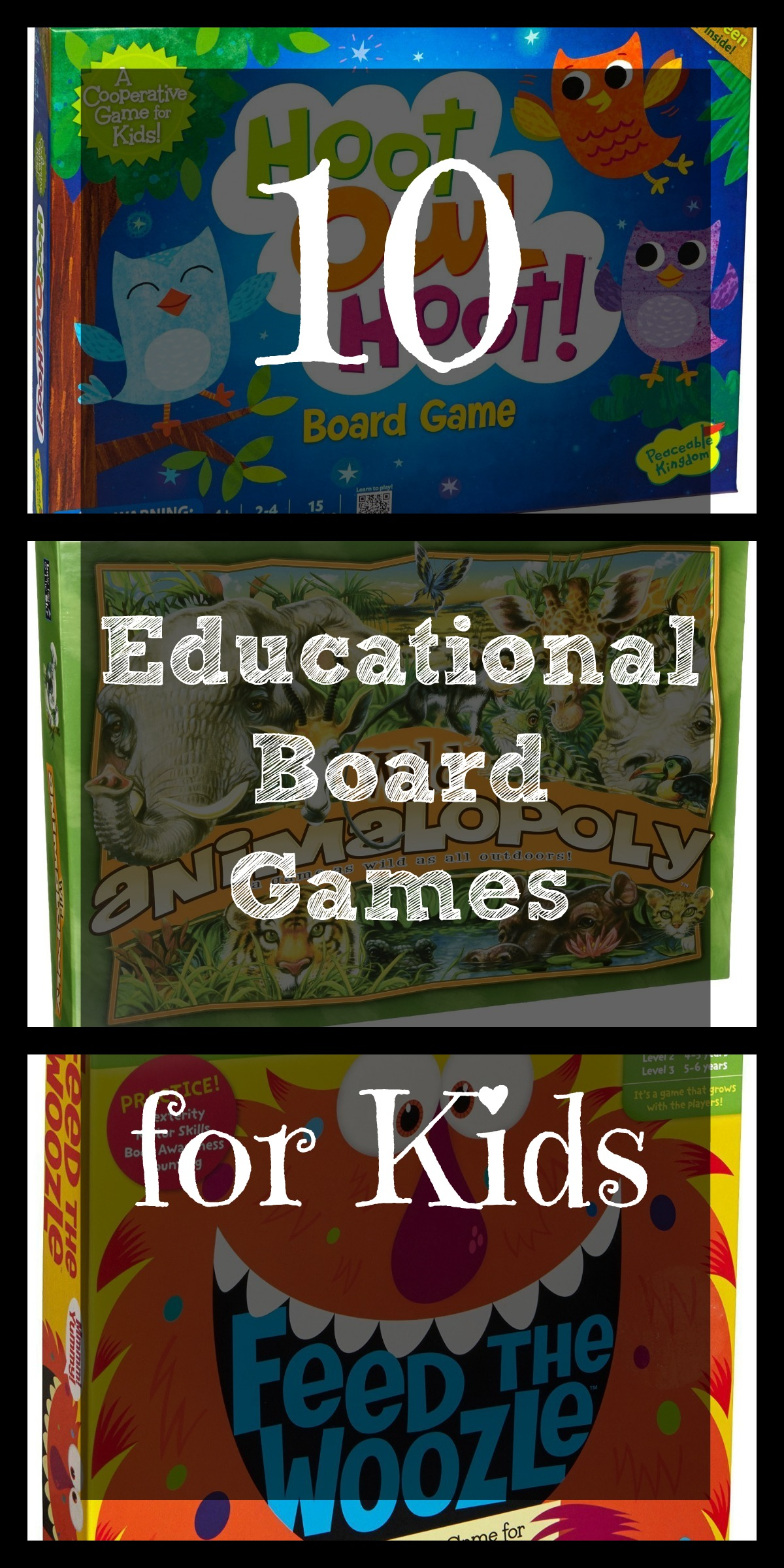 10 Educational Board Games For Kids