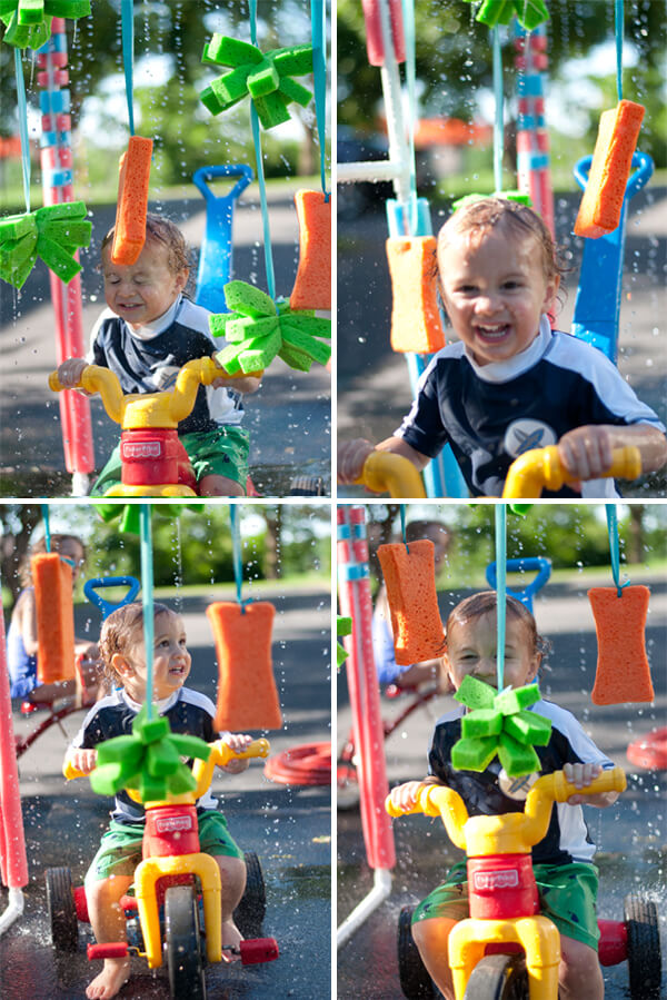 Tricycle Car Wash 5