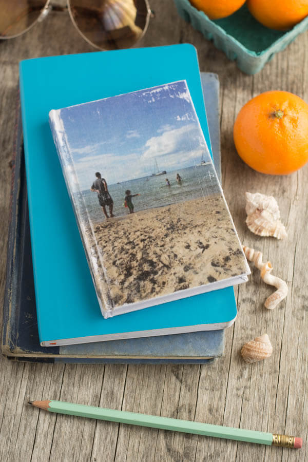 Endless Summer Projects: Photo Transfer Journals | Classic Play - Pars Caeli - Lulu the Baker - Alexandra Hedin - this heart of mine