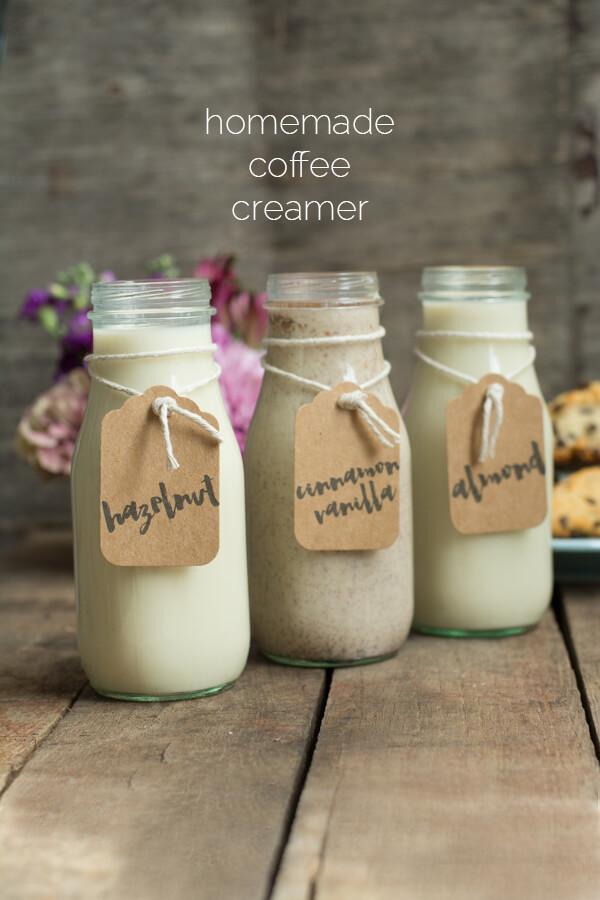 Homemade Coffee Creamer | this heart of mine