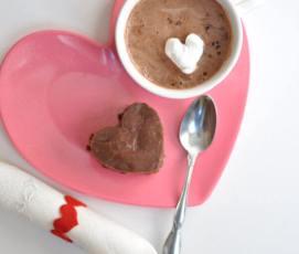Easy Valentines Idea - Heart Shapes