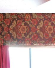 Fabric Wrapped Cardboard Cornice Boards
