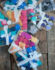 Handmade Gifting - Paper Garland