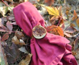Leaf Napkin Ring