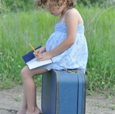 Sewn Travel Journal