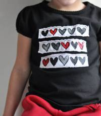 Valentine's Day Little Girl Wear