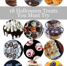 18 Halloween Treats to Try