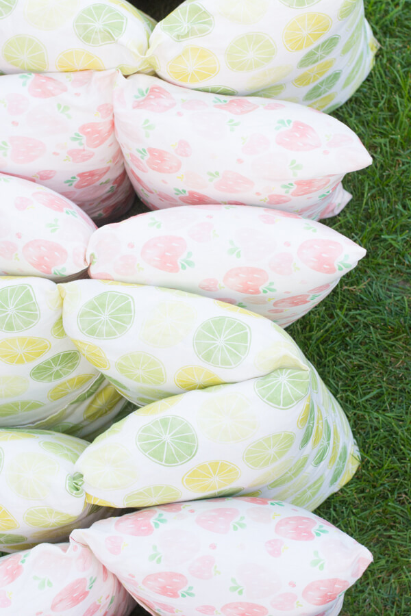Easy Pillow Beds   this heart of mine