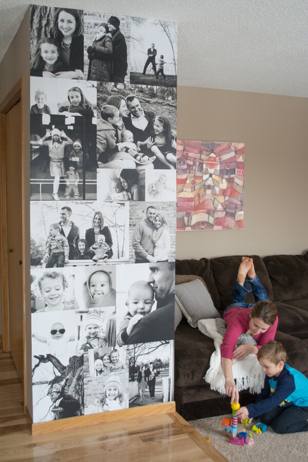 Everything You Need to Know to Make a Photo Wall | this heart of mine
