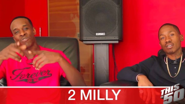 2 Milly on Success of Milly Rock; Brooklyn; Chris Brown Support; Groupies