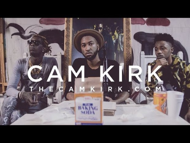 Cam Kirk on Working With Gucci Mane, Young Thug & Migos ; Designing Trap House