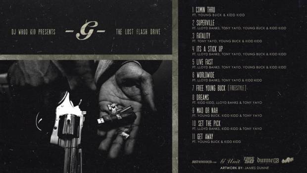 G-Unit – Free Young Buck Freestyle