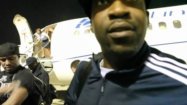 """Lloyd Banks x G-Unit – From LA To Nigeria – Off of """"On The Road To HFM2"""" Pt. 4"""