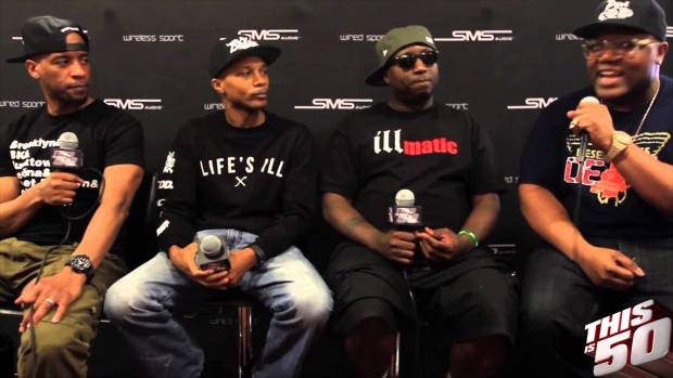 Masta Ace, Wordsworth & Stricklin on New Album; Jimmy Fallon; Juice Crew