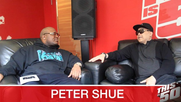 Peter Shue on Snitches; Cocaine Epidemic; Hustling