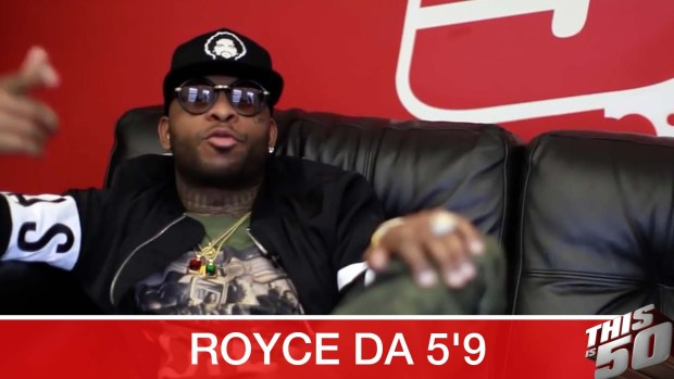 Thisis50 Verses: Royce Da 5'9 Spits His Favorite Verse in Hip Hop