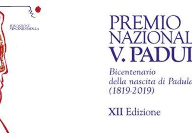 Premio Nazionale Vincenzo Padula: sfoglia il programma della XII Edizione