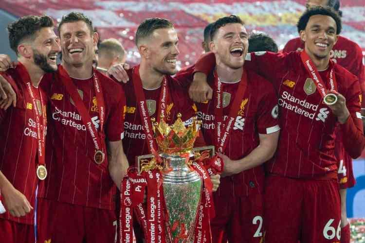 "James Milner jokes Trent ""thinks it's easy"" to win titles ..."