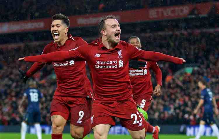 """""""Deserved win"""", Shaq attack was on fire"""" - Liverpool fans ..."""