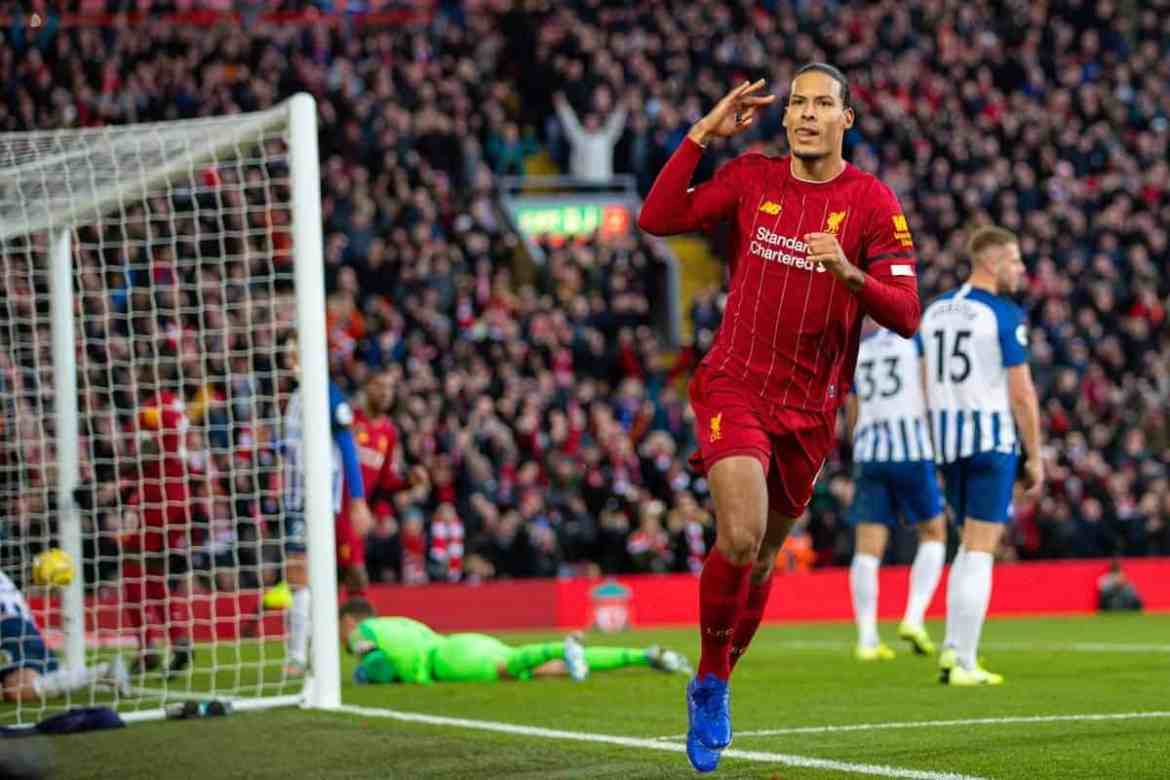Image result for liverpool 2-1 Brighton