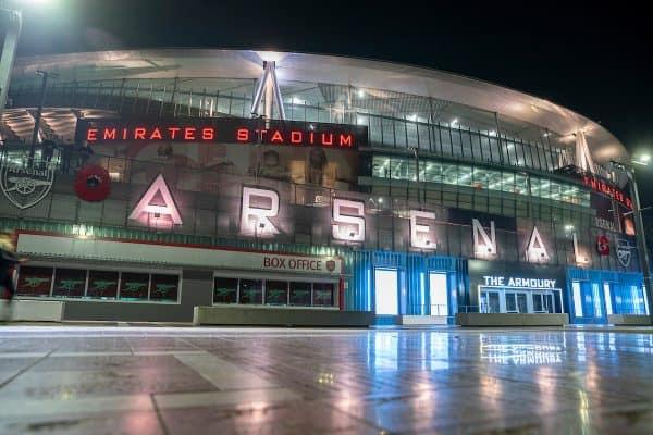 Emirates Stadium General Outside. (Pic by David Rawcliffe/Propaganda)