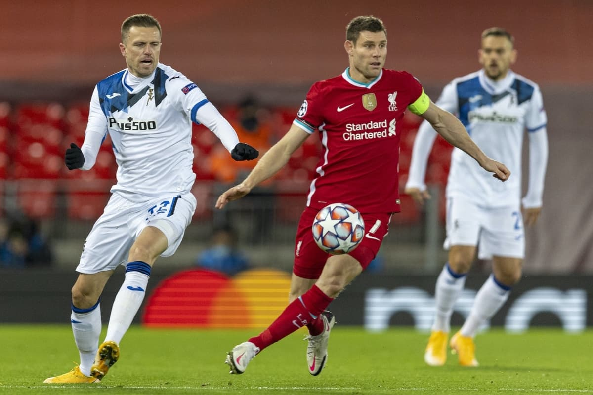 Liverpool 0-2 Atalanta - As it happened - Liverpool FC - This Is Anfield