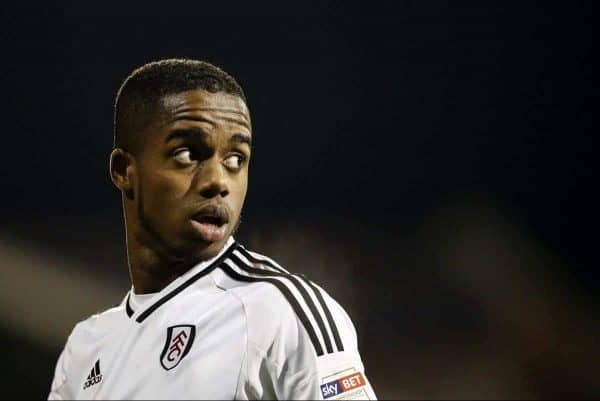 Fulham's Ryan Sessegnon in action during the championship match at Craven Cottage Stadium, London. Picture date 6th March 2018. Picture credit should read: David Klein/Sportimage via PA Images