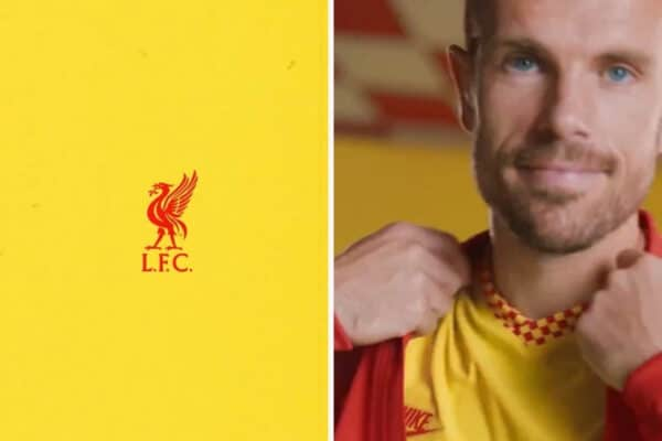 Liverpool to finally unveil new yellow-and-red Nike third kit - Liverpool FC - This Is Anfield