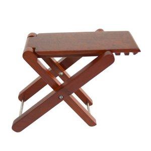 wood-footstool