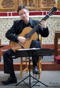 Guitar Lesson in Victoria, Bradford Werner