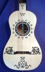 Six-Course Guitar