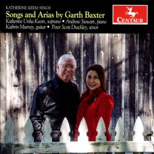 Garth Baxter Songs and Arias