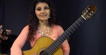 Gohar Vardanyan - Guitar Lesson
