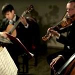 Andras Csaki and Camerata Quartet