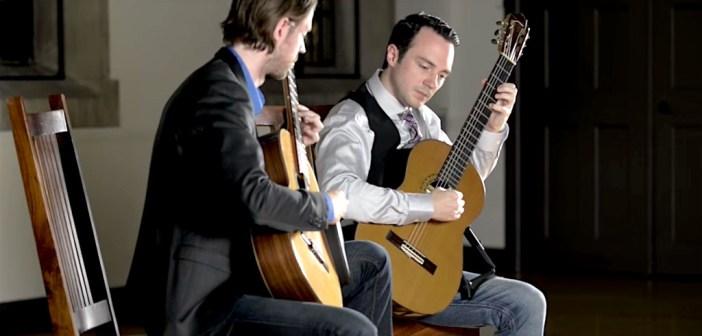 Henderson-Kolk Play Le Tombeau de Couperin