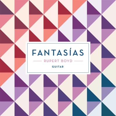 Fantasias by Rupert Boyd