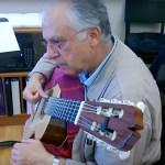 Pepe Romero Guitar Lesson on Rasgueado