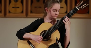 Sedona Farber, Guitar