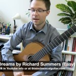 Lesson Dreams by Richard Summers