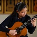 Olivia Chiang - Guitar