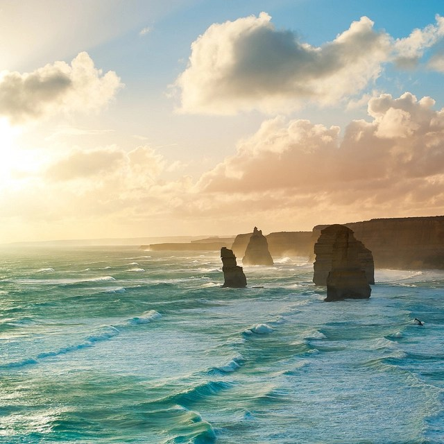 Stunning Photographs of the New Zealand and Australian Coast New Zealand landscapes Australia