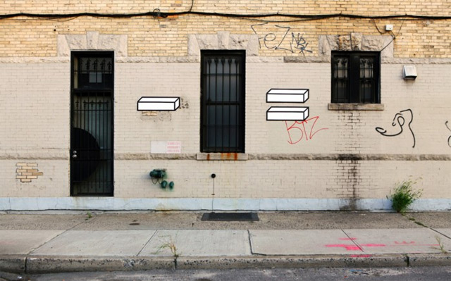 Sum Times: Clever Mathematical Street Art from Aakash Nihalani windows street art math doors