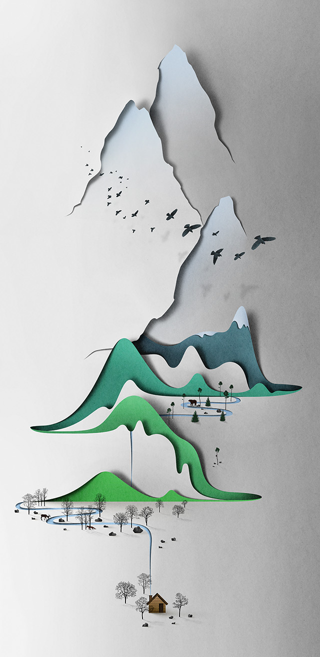 inspiration-eiko-ojala-vertical-landscape-digital-paper-art