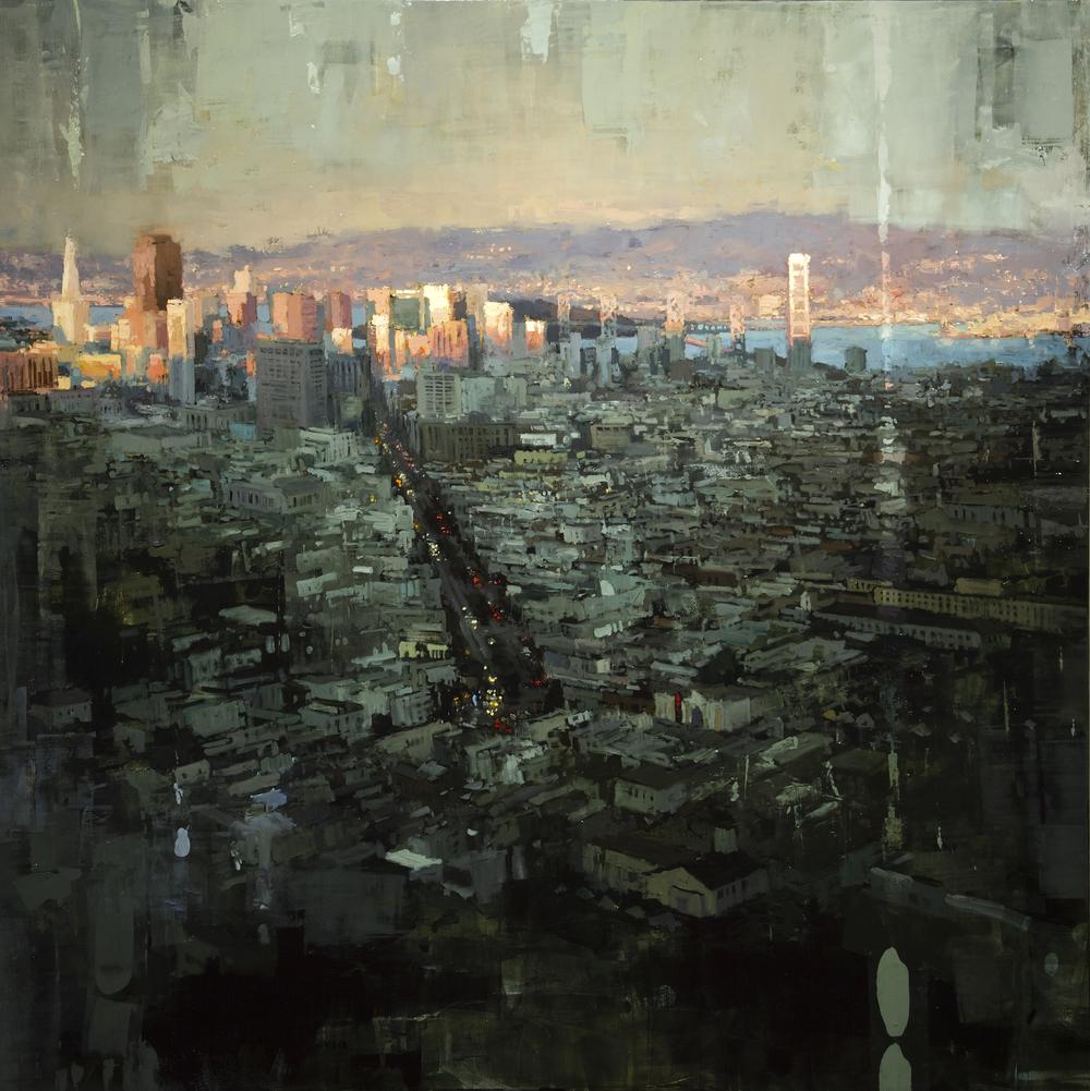 The Last Light of San Francisco