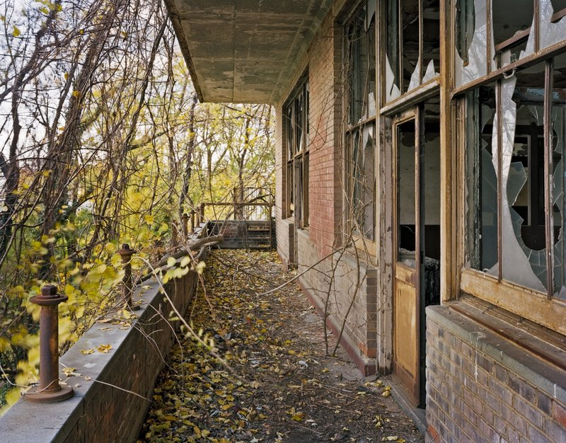 Eerie Photos of North Brother Island, the Last Unknown Place in New York City New York island history abandoned