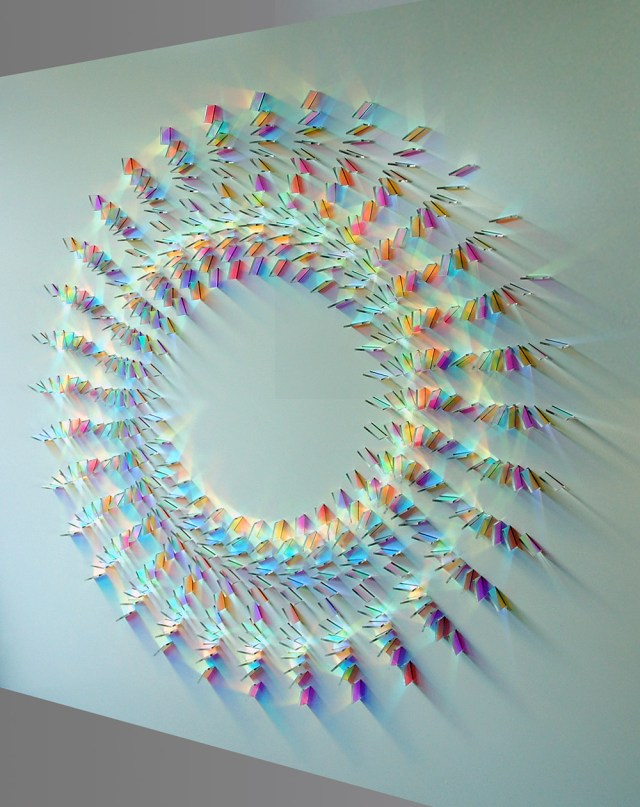 Glass Installations by Chris Wood