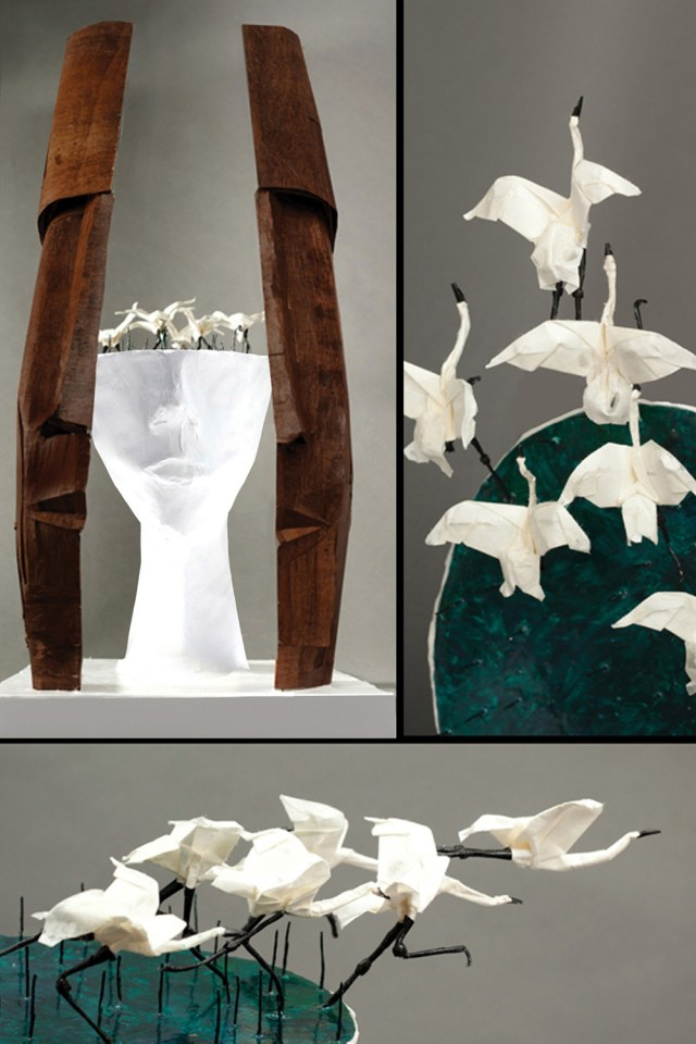 Sculptures and Paintings by Paul Louise-Julie