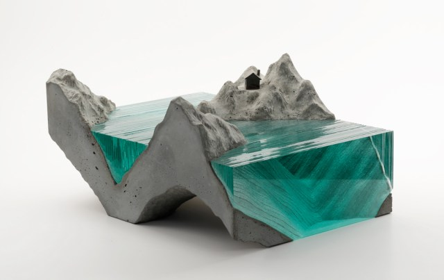 New Sculptures by Ben Young