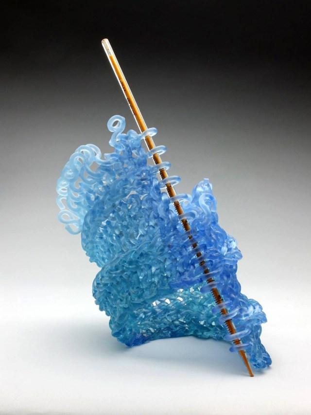Glass Knitting By Carol Milne